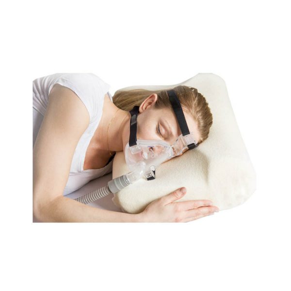 Poduszka na bezdech senny